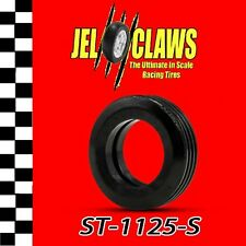 ST 1125 1/32 Scale Slot Car Tire fits Front Eldon Crash Cars