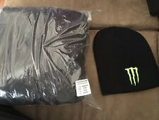 Brand New Limited Edition Monster Energy Zip Up & Bennie
