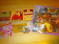 Rare 1988 Burger King Alf Malacca Rocks Play Kit & Record