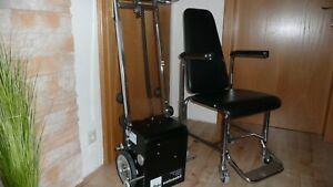 Alber Treppensteiger Scalamobil S20 mit Stuhl X3 und neue Batterie