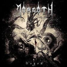 """Morgoth """"Ungod"""" CD [Legendary old school Death Metal from Germany, mexican edit]"""