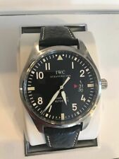 IWC Pilot Mark XVII Black Dial 41mm Men's Watch
