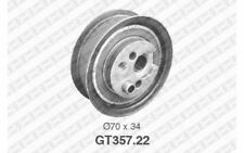 SNR Polea tensora (correa dentada) AUDI A4 80 VOLKSWAGEN GOLF PASSAT GT357.22