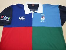 SIX NATIONS CANTERBURY RUGBY FOOTBALL UNION JERSEY SHIRT TOP LARGE