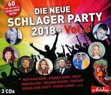 Various die neue Schlager Party 2018