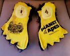 """1974 """"PLANET OF THE APES"""" Original COMMONWEALTH """"PLAY FEET"""" Children's Slippers"""