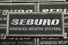 Seburo Advanced Weapons Systems - Patch Inspired by Ghost in the shell