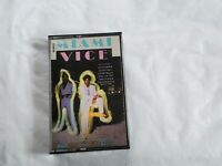 Miami Vice Music From The Television Series Cassette 1985 MCA Records
