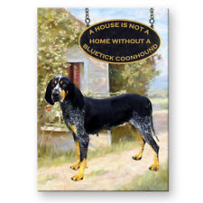 Bluetick Coonhound House Is Not A Home Fridge Magnet No 2