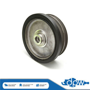 Crankshaft Pulley Torsion Vibration Damper TVD DPW244 Fits BMW 1 3 5 Series X3