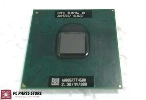 Intel Pentium T4500 Dual-Core 2.3GHz 1MB 800MHz Socket P SLGZC CPU Processor