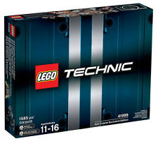 LEGO 41999 Technic 4x4 Crawler Exclusive Edition Brand New, Perfect Box