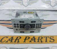 VAUXHALL ZAFIRA B HEAD UNIT STEREO CD RADIO 05-14 91025223