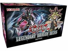Yu-Gi-Oh! Legendary Dragon Decks LEDD Magier/Pendel/Cyber DEUTSCH NEU/OVP Box