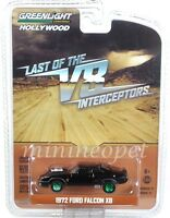 GREENLIGHT 44770 A LAST OF THE V8 INTERCEPTORS 1972 FORD FALCON XB 1/64 CHASE
