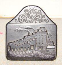 Vintage Souvenir Coal Breaker Paperweight