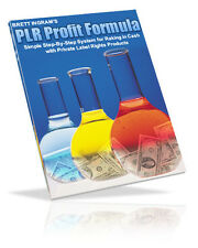 Use PRIVATE LABEL RIGHTS PLR To Learn The Formula For Making Money Online (CD)