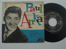 "RARE EP PAUL ANKA ""Just Young"" + 3 ABC PARAMOUNT4590842"