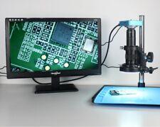 38mp 2k 60fps 1080p Industrial Microscope C Mount Video Camera Chip Phone Repair