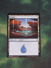 Island x1 MTG 1x Near Mint/Excellent Unplayed-Pack to Sleeve Error/Miscut