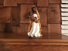 African American Figurine Collectible Nativity