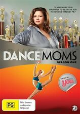 Dance Moms : Season 1 (DVD, 2013, 3-Disc Set)