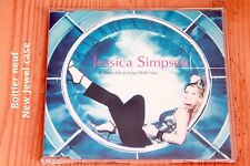 Jessica Simpson – I Think I'm In Love With You - Boit neuf -CD single promo RTL