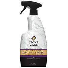 Stone Care International Granite & Stone Clean, Shine & Protect Spray, 24 fl oz