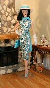 OOAK Fashion for Silkstone Barbie, FR & Poppy Parker by Antoinette