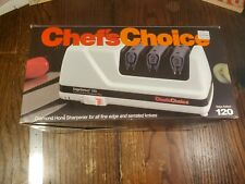 Chef'sChoice EdgeSelect Diamond Hone Sharpener