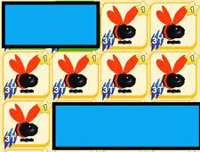 Roblox Pet Swarm Simulator Inferno bee 1x 1/100k pet