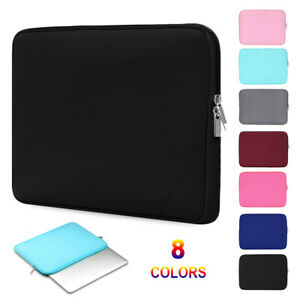 Carrying Bag Pouch Laptop Sleeve Case Notebook Cover For MacBook HP Dell Lenovo