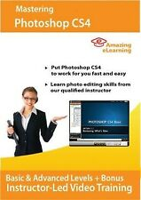 Adobe Photoshop CS4 self-paced tutorial - DVD Training Course