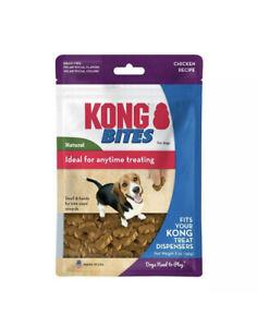 KONG Bites Chicken - Dog Treats - 142g