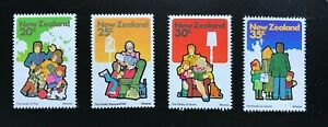 New Zealand 1981 Family Life - UHM