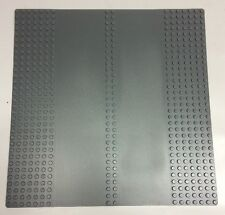 Driveways Lego Base plate #30255c01 From Set 7993 Gray No Stickers