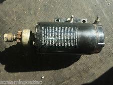 Evinrude Starter Motor Assembly P/N 393570