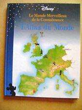 L'Atlas du Monde Le monde merveilleux de Disney volume 7 /Z7