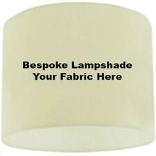 """40cm / 16"""" Bespoke / Custom Made Lampshade with you own Wallpaper or Fabric"""