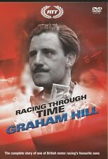 Racing Through Time Legends - Graham Hill (DVD, 2013)