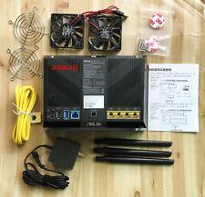 Original ASUS RT-AC68U Gigabit AC1900M dual-band 5G optical fiber smart WiFi