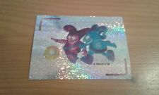 N°3 BADGE LOGO FOIL # MASCOTTE FIFA PANINI 2002 FIFA WORLD CUP KOREA JAPAN