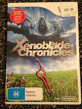 Xenoblade Chronicles with Bonus Soundtrack (Nintendo Wii) PAL