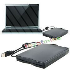"Premium H FDD 3.5"" External 1.44MB USB Floppy Disk Drive For Laptop PC Win Mac"