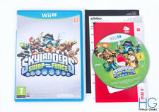 Skylanders: Swap Force - Nintendo Wii U Game & Case PAL