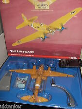 Corgi Aviation AA33708 Luftwaffe Heinkel He-111H-6,Derna,Libye 1941,1:72 Echelle
