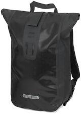 Ortlieb 20L Velocity Messenger Bag Backpack Black