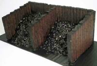 Ancorton 95822 OO Gauge Sleeper Built Coal Staithe Kit