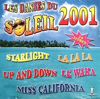 Compilation CD Les Danses Du Soleil 2001 - France (VG+/VG+)