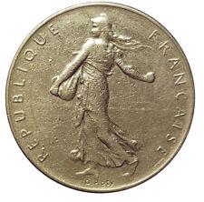 1960 Francia - 1 Franco-circolata-buona qualità